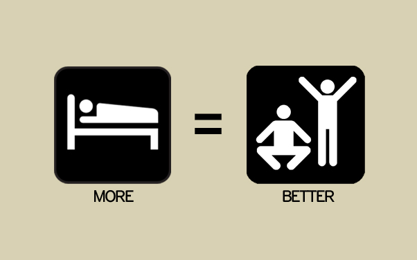 We are a fan of this equation!  Enjoy your weekend and rest up.