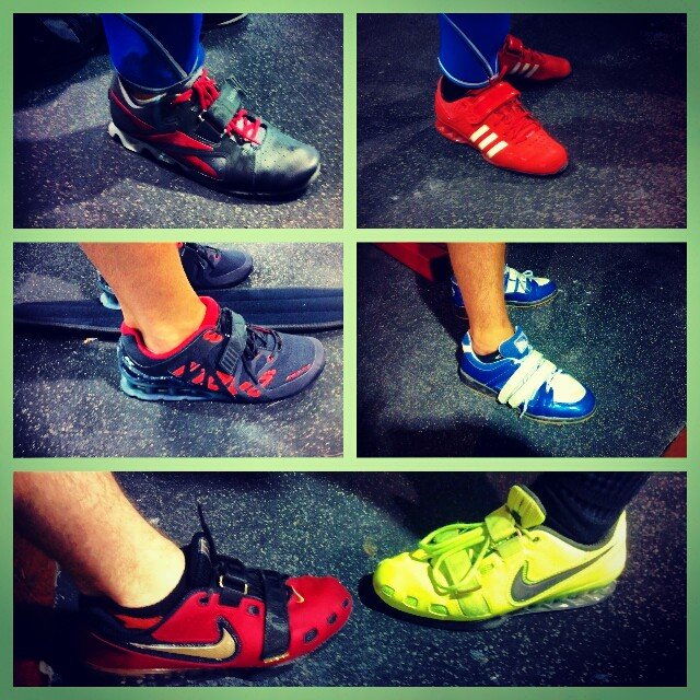 Olympic Weightlifting Shoes For Lifting And CrossFit | The