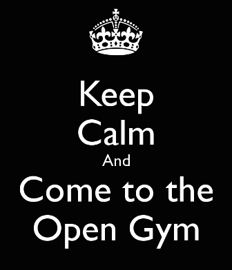 Image result for open gym